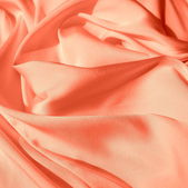 Silk fabric as a background — Stock Photo