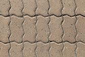 Yerevan で玉石で舗装されている舗装 — ストック写真