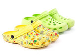 Crocs — Stock Photo