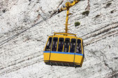 Aerial tramway — Stock Photo