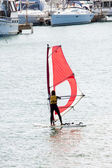 Windsurfer — Stock fotografie
