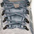 Foto Stock: Shoe laces