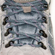 Foto de Stock  : Shoe laces