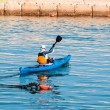 Kayak — Stock Photo