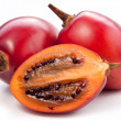 Tamarillo fruits with slice — Stock Photo