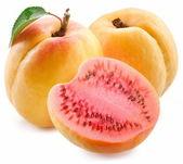 Flesh apricot cut ripe watermelon. — Stock Photo