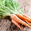 Carrots with leaves — Stock Photo #12178881
