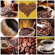 Collection of Coffee. - Foto de Stock