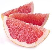 Slices of grapefruit. — Stock Photo
