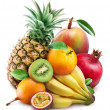 Exotic fruits — Stock Photo #17005977