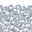 Ice cubes. — Foto Stock