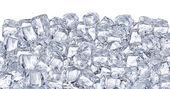 Cubetti di ghiaccio. — Foto Stock