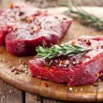 Beef steak. — Stock Photo #18688971