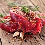 Beef steak. — Stock Photo #18689667