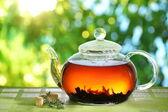 Teapot. — Stok fotoğraf