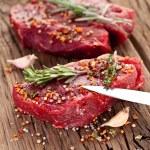 Beef steak. — Stock Photo #20399203