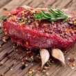 Beef steak. — Stockfoto #20399241