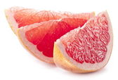 Slices of grapefruit. — Stock Photo