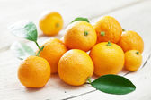 Tangerines. — Stock Photo