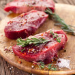 Beef steak. — Stockfoto #22749927