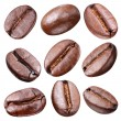 Stock Photo: Coffee beans.