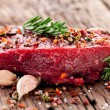 Beef steak. — Stockfoto #30873237