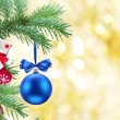 Christmas-tree decorations — Stock Photo #31951217