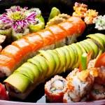 Sushi rolls. — Stock Photo #31951913