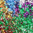Ticker tape background. — Stock Photo