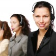 Customer support team during work. — Stock Photo #3610740