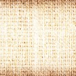 Image texture of burlap. — Stock Photo