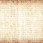 Image texture of burlap. — Stock Photo