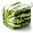 Stock Photo: Cubic watermelon