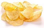 Potato chips. — Stock Photo