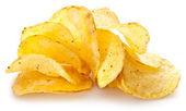 Potato chips. — Stok fotoğraf