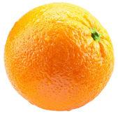 Orange isolated on a white background. — Stock Photo