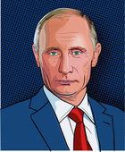 ウラジミール · プーチン — ストック写真