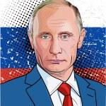 Vladimir Putin — Stockfoto #33646319