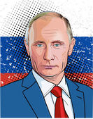 Vladimir Putin — Foto de Stock