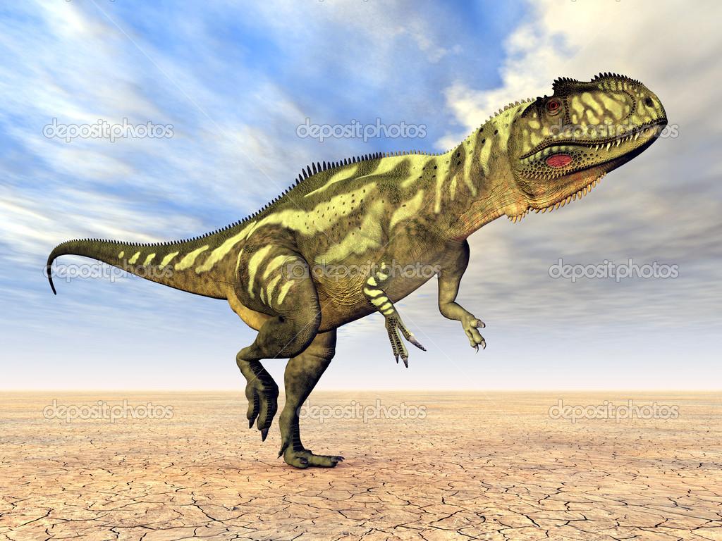 Yangchuanosaurus vs. Dilophosaurus - Dinosaurs Forum