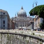 The Papal Basilica of Saint Peter — Stock Photo #13236679