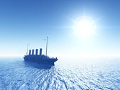 Titanic — Foto de Stock