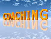 Coaching — Stockfoto