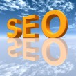 SEO - Search Engine Optimization — Stock Photo #16257061