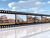 Řím dojmy — Stock fotografie