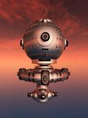 The Flight to Mars — Stok fotoğraf
