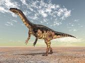 Dinosaur Plateosaurus — Stockfoto