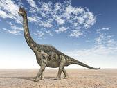 Dinosaur Europasaurus — Stock Photo