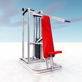 Fitness Device — Stock Photo