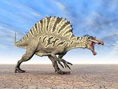 Dinosaur Spinosaurus — Fotografia Stock